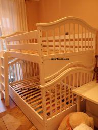 двухъярусная кровать Джошуа