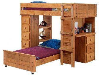 двухъярусная кровать Шундюнавия