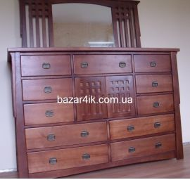 деревянная спальня Госпич
