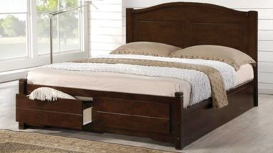кровать деревянная Кобарид
