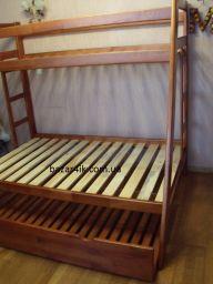 кровать двухъярусная Чильян