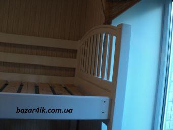 двухъярусная кровать из дерева Багдад