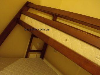 деревянная двухъярусная кровать Арецо