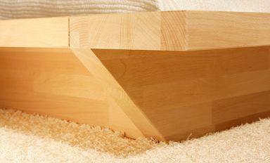 кровать деревянная Дражице