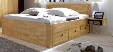 Кровать двуспальная Постингрот