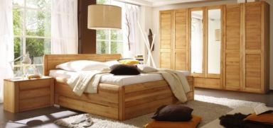 Кровать деревянная Лабин