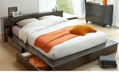кровать из дерева Харкорт