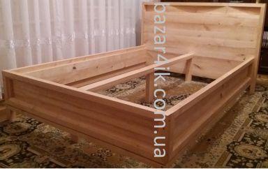Кровать из дерева Реймонд