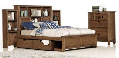 кровать с комодами Легазпи