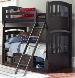 деревянная двухъярусная кровать Анталья