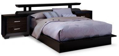 кровать с тумбами Верона