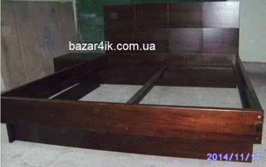 деревянная кровать Мервент
