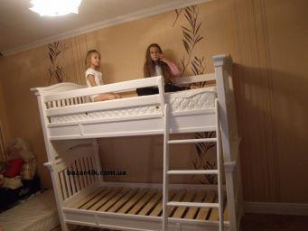 двухъярусная кровать Азура