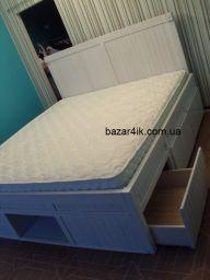 кровать деревянная Лисья Нора