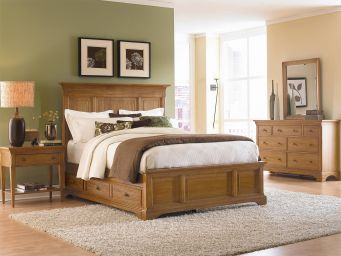 деревянная спальня Гардермун