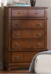 деревянная спальня Лунная долина