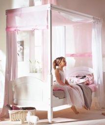 детская кровать с балдахином Сарагоса