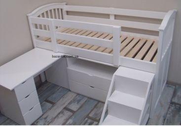 кровать чердак Киплинг