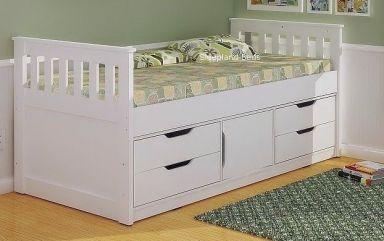 односпальная кровать Ширноскен