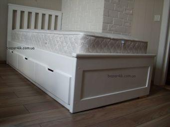 односпальная кровать Хансриз