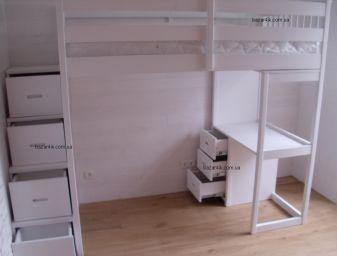кровать чердак Цынзеб