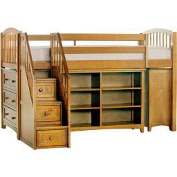 кровать чердак Весельчак