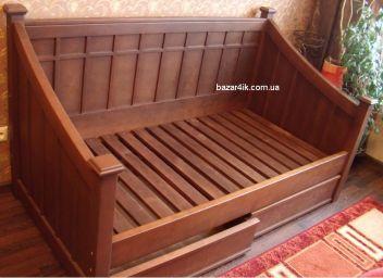односпальная кровать Амбер