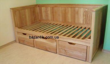 односпальная кровать Нучето