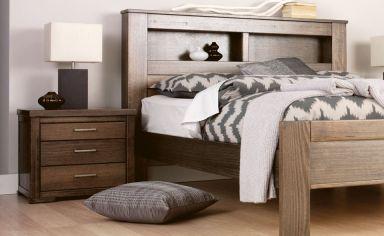 деревянная спальня Бруклин