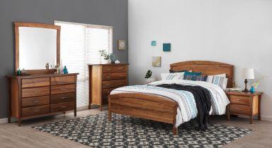 деревянная спальня Сьют