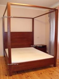 кровать с балдахином РоиХилл