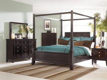 кровать с балдахином Эшли