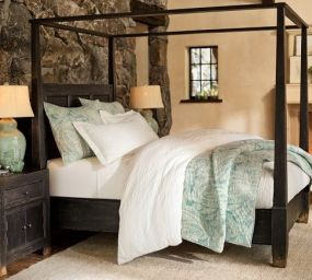 кровать с балдахином Элвуд