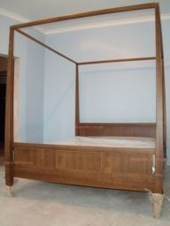 кровать с балдахином Вайлдвуд
