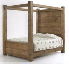 кровать с балдахином ИстМэш