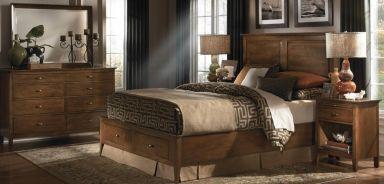 деревянная спальня Кинкеид