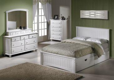 деревянная спальня Лигна