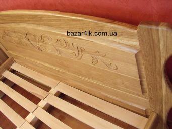 кровать дубовая Импровизация