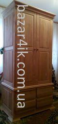 деревянный шкаф в прихожую Гибулак
