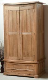 деревянный шкаф для одежды Тасмания