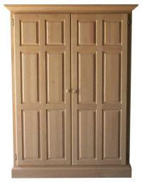 шкаф деревянный Метиз