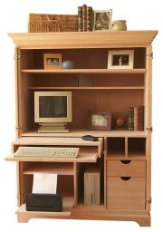 шкаф деревянный Гаур