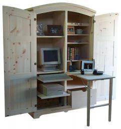шкаф деревянный Пилигрим