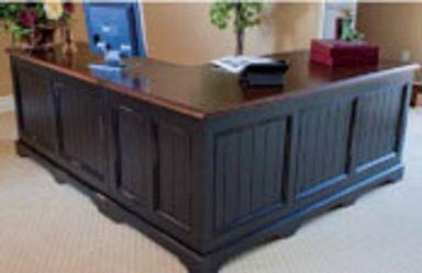 стол деревянный угловой Авила