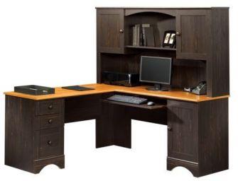 стол из сосны компьютерный Толимпус