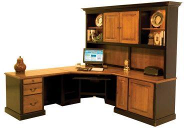 деревянный офисный стол Хацента