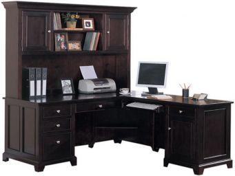 деревянный стол офисный Фламбоянт