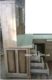 деревянный письменный стол Мар Блау