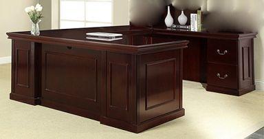 деревянный письменный стол Мондиал