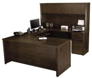 стол из дерева офисный Саликува